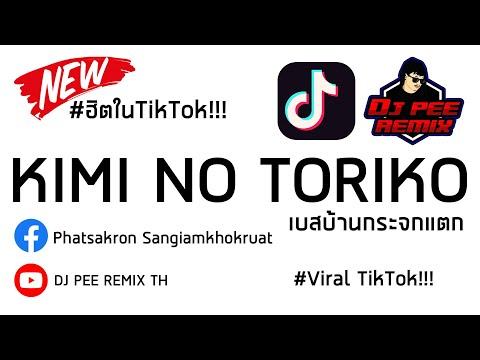 #ฮิตในTikTok 2020!!! KIMI NO TORIKO แดนซ์ [[เบสแน่น]] เพลงสากลแดนซ์จังหวะมันส์ๆ   DJ PEE REMIX TH