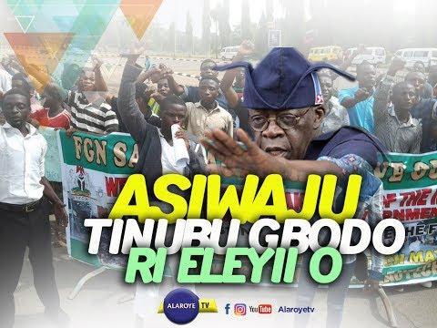 Asiwaju Tinubu gbodo ri eleyii o (Asiwaju Tinubu Must see this)