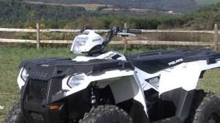 10. 2014 Polaris Sportsman 570 First Test