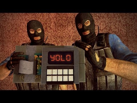Terrorist - Enjoy the video? Subscribe! http://bit.ly/M0mU1V  Want some gear? US Store: http://seananners.spreadshirt.com EU Store: http://seananners.spreadshirt....