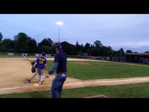 Joshua's Hit - Franklin Township Basball - Minors