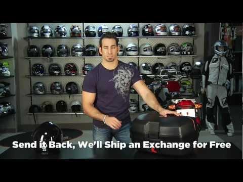 Givi E36 & E45 Monokey Luggage Case Review at RevZilla.com