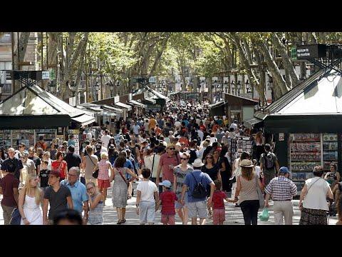 Barcelona: Aufreibender Alltag mit Städteurlaubern du ...