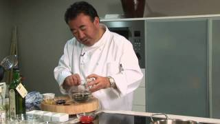Tetsuya's Recipe - Confit of Ocean Trout