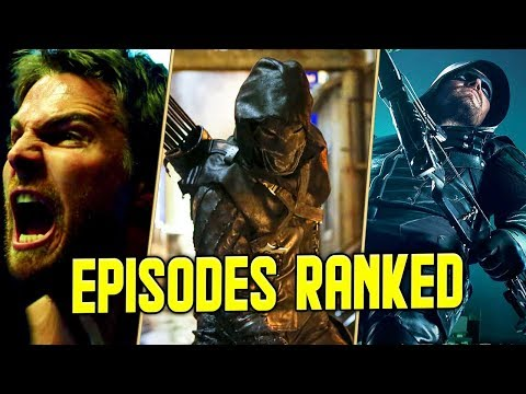Arrow Season 5 Episodes RANKED! From Worst To Best