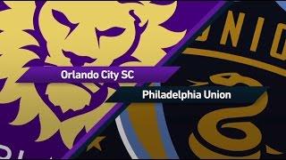 Segundo Triunfo Consecutivo De Orlando City En Casa Venció 2 a 1 al Philadelphia Unión