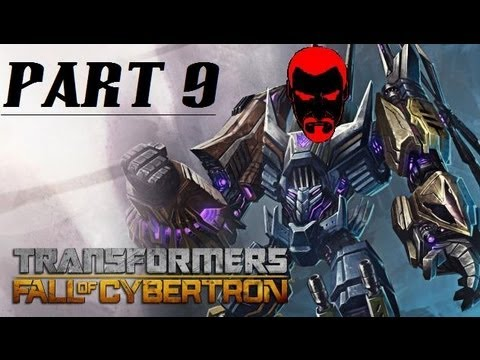 TOO MUCH POWER - Fall of Cybertron - Part 9 (видео)
