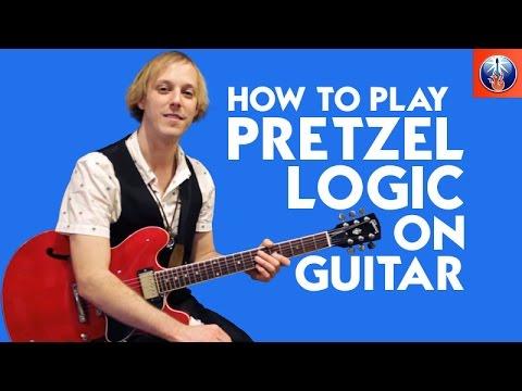 How to Play Pretzel Logic on Guitar – Full Steely Dan Song Lesson