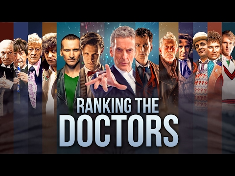 Doctor Who: Ranking the Doctors