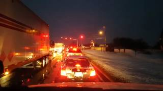 Walcott (IA) United States  city pictures gallery : BigRigTravels LIVE VIDEOS - Geneva, Illinois to Walcott, Iowa - Wed Feb 24 17:53:58 CST 2016