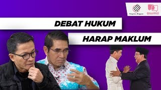 Video Pangeran, Mingguan: Debat Hukum Harap Maklum MP3, 3GP, MP4, WEBM, AVI, FLV Januari 2019