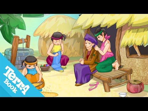 Mèo Talking tom kể truyện Cổ tích - Ba cô gái