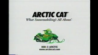 8. 2003 Arctic Cat Action Sales Models Promo Video (Better Quality) Snowmobile