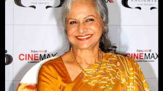 Bollywood Hindi standup comedy for Waheeda Rehman by Sunny Moza