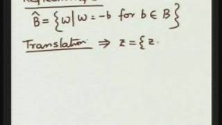 Lecture - 33 Mathematical Morphology - I