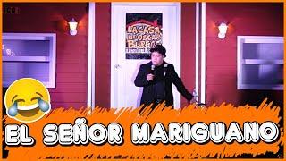 Alan Saldaña / El Señor Marihuano y La Señora Embarazada
