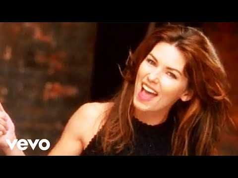 Shania Twain - Don't be Stupid