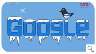 Doodle celebra inauguración de Juegos Olímpicos de Invierno