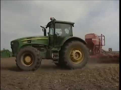 Линия очистки семян запущена на элеваторе в Новгородской области