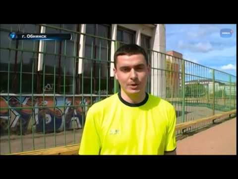 ТРК НикаТВ - Программа Время спорта от 16 05 15