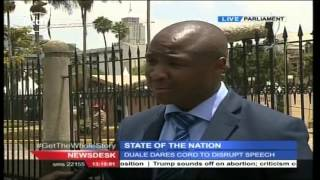 Hon Alfred Keter Prepared The Atmosphere Ahead Of President Uhuru Kenyatta's State Address