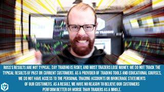 A Big Red Day -$5,800 | Ross' Trade Recap
