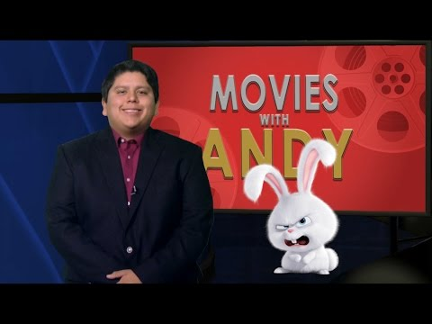 "Movies With Andy: ""The Secret Life Of Pets"" & ""Mike and Dave Need Wedding Dates"""