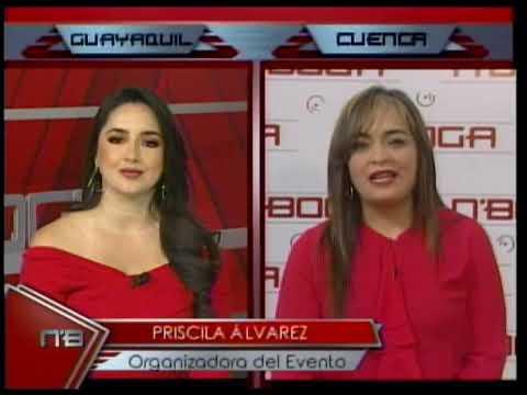 """""""El Encanto de Emprender"""" Cuenca ama lo nuestro Congreso para Emprendedores"""
