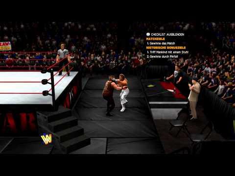 Let's play WWE 13 Attitude Era Mode #1 (German/Full HD) Let's Gooo!