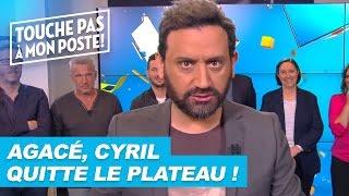 Video Agacé, Cyril Hanouna quitte le plateau de TPMP ! MP3, 3GP, MP4, WEBM, AVI, FLV November 2017
