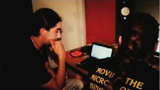 "LEFUTRAY - Vocals  ""Studio Report"""
