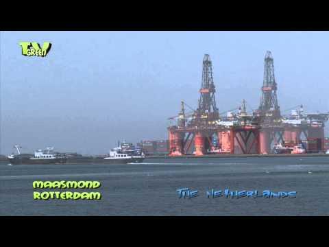 Maritime transport drilling rig Stena Spey