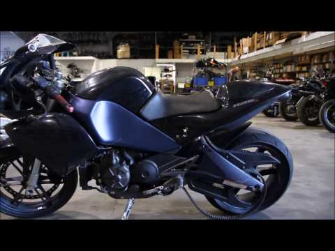 2008 Buell 1125CR Used Parts