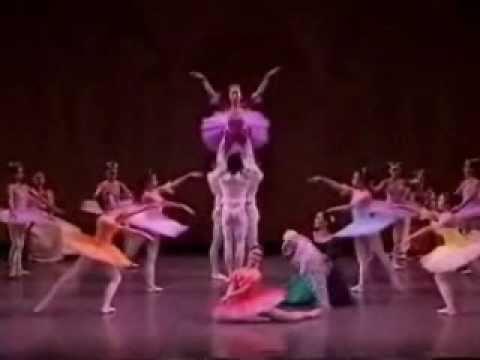 バレエ「眠りの森の美女」