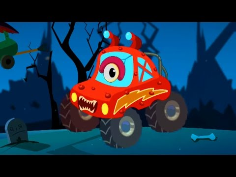Video Little Red Car| Trick Or Treat download in MP3, 3GP, MP4, WEBM, AVI, FLV January 2017