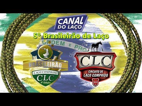 AO VIVO 5º Brasileirão de Laço Comprido - CLC - Parque do Peão