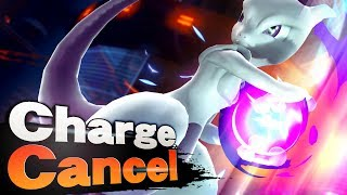 Smash Ultimate - The Charge Jump Cancel And Why It's So Useful