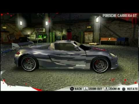 need for speed carbon own the city gba cheat codes