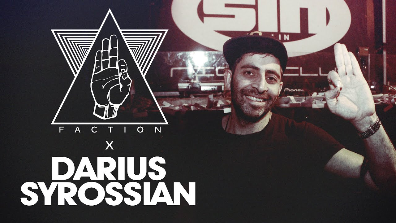 Darius Syrossian - Live @ Faction 2015