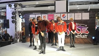 190317 BLM cover ATEEZ - Pirate King @ Century 2019