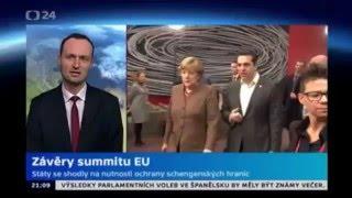 Závěry summitu EU