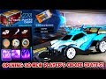 OPENING 30 NEW PLAYER'S CHOICE CRATES (30) + DOUBLE PAINTED DROP RATE TRADE UPS IN ROCKET LEAGUE!