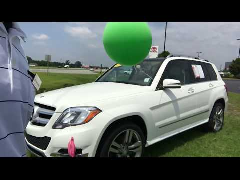 2014 Mercedes Benz GLK 350 For Leslie From Anthony Patrick At Massey Motors