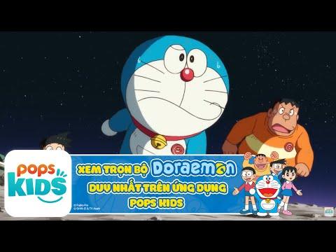 [Trailer] Doraemon, Nobita & Mặt Trăng Phiêu Lưu Ký | Doraemon Chiếu Rạp 24.05.2019 - Thời lượng: 1:32.