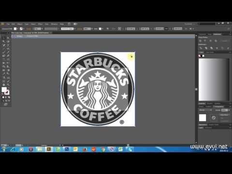 Chuyển hình ảnh sang vector bằng phần mềm Adobe Illustrator