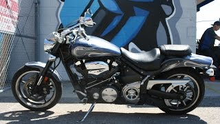 9. 2007 Yamaha Road Star Warrior 1700 Motorcycle For Sale