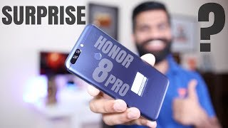 Video Honor 8 Pro Unboxing and Hands on - The Gentle Giant ?? MP3, 3GP, MP4, WEBM, AVI, FLV November 2017