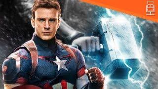 Video Avengers 4 Rumor Captain America will Wilde Mjolnir MP3, 3GP, MP4, WEBM, AVI, FLV Agustus 2018