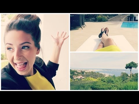 Cannes - VLOGS IN JUNE - Day Eighteen ♥ Left Alone In A Villa In Cannes ♥ Like if you enjoyed :) Pre-Order in Hardback (MY FAVOURITE): http://www.amazon.co.uk/Girl-...