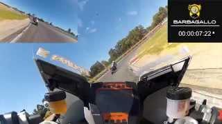 10. KTM RC8R Akrapovic Limited Edition - Trackday & Barbagallo